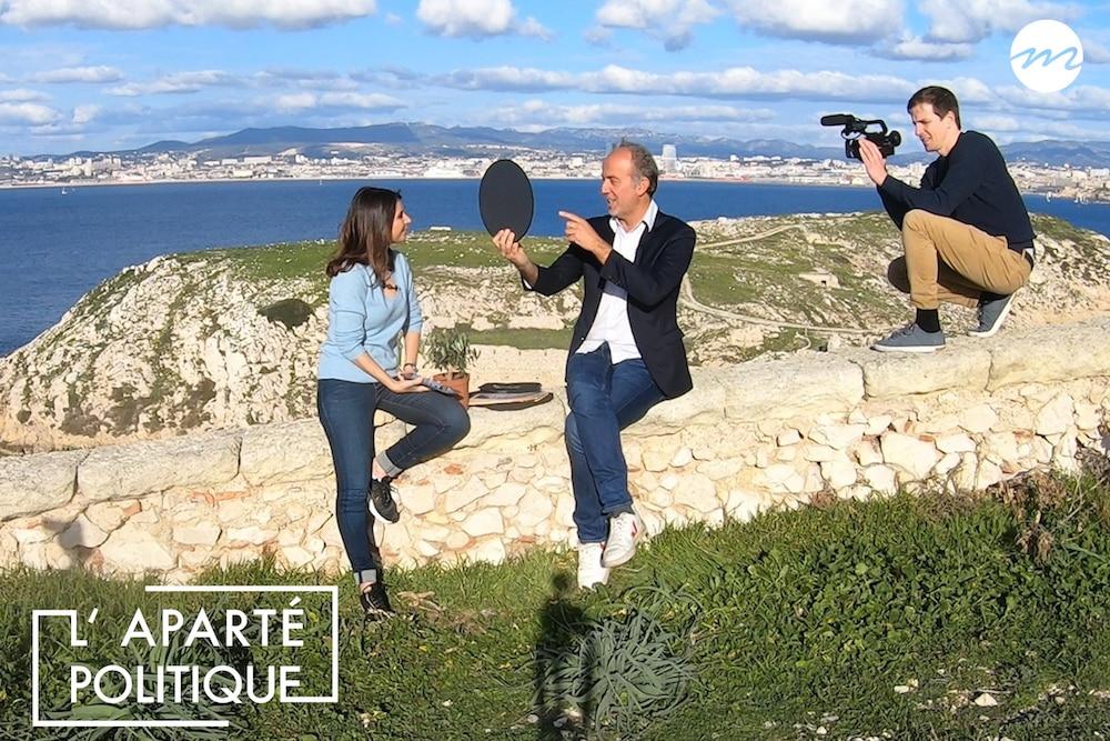 , Émission – Sébastien Barles (Debout Marseille !) invité de « L'Aparté politique », Made in Marseille, Made in Marseille