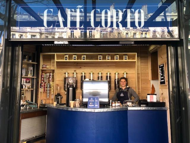 , Café Corto jette l'ancre dans un kiosque à journaux du Prado, Made in Marseille, Made in Marseille