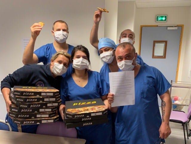 , Des étudiants marseillais livrent des pizzas aux hôpitaux de la ville, Made in Marseille, Made in Marseille