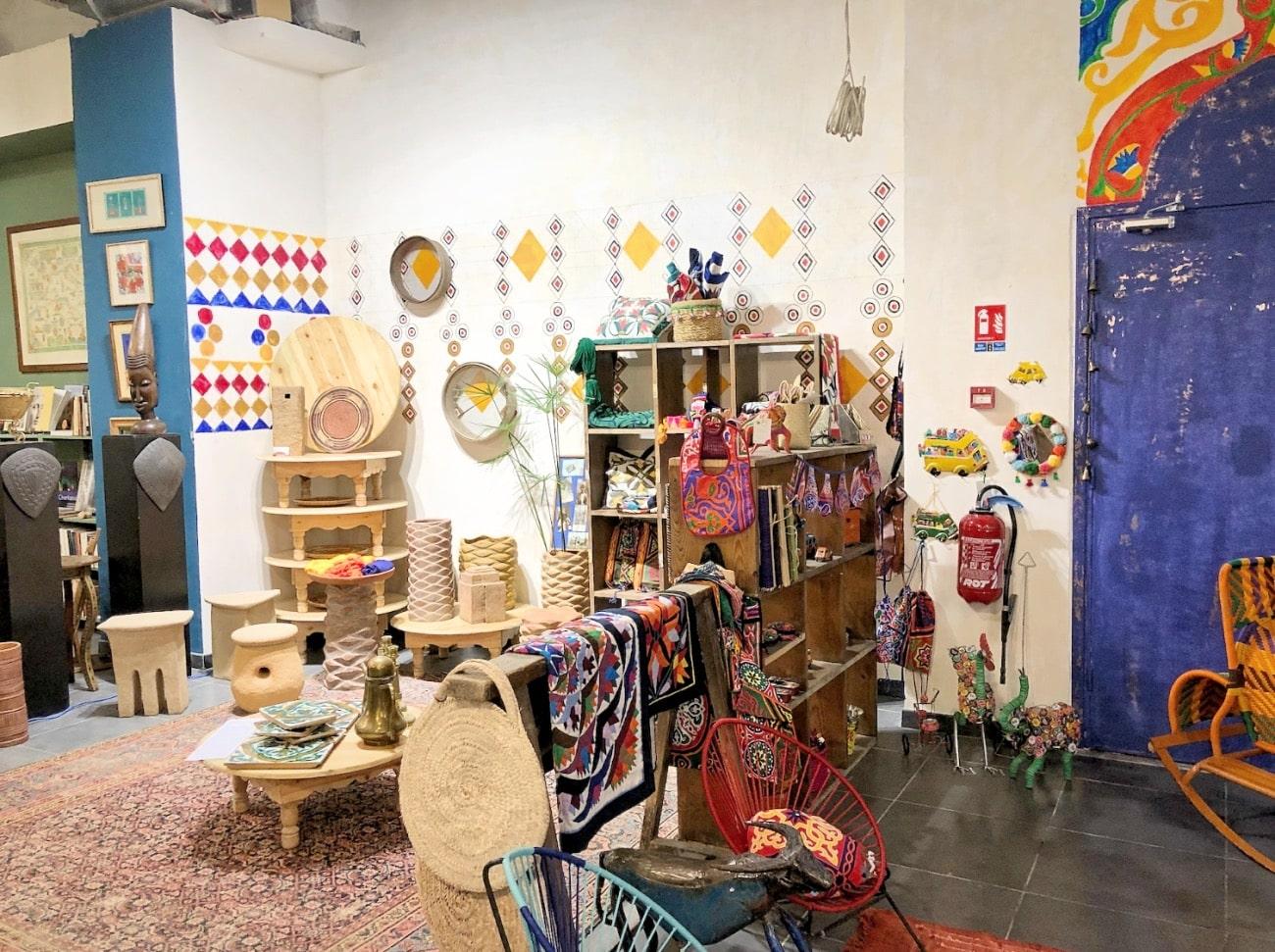 , Souk, librairie, restaurant : Nour d'Egypte, le nouveau concept-store à Marseille, Made in Marseille