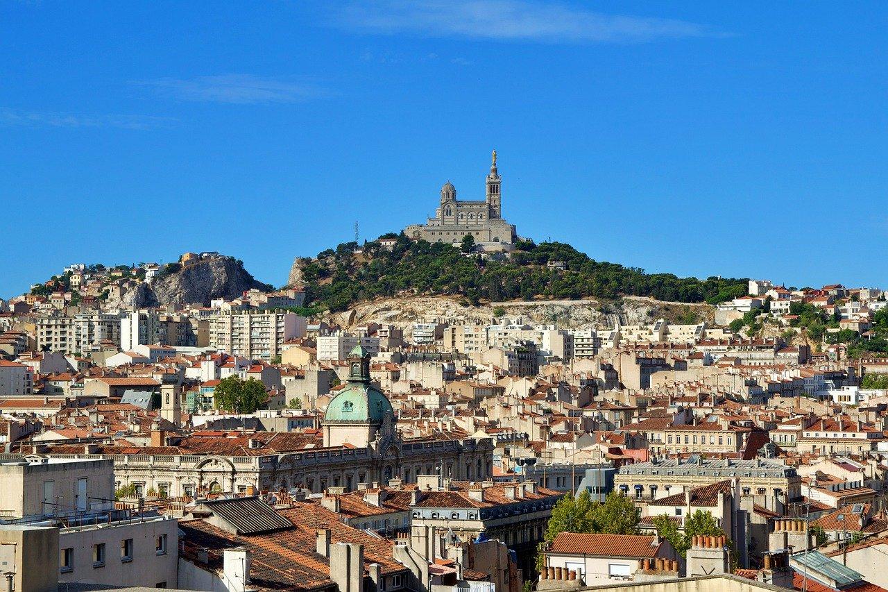 , Marseille vue du ciel : Un drone capture des images de la ville pendant le confinement, Made in Marseille, Made in Marseille