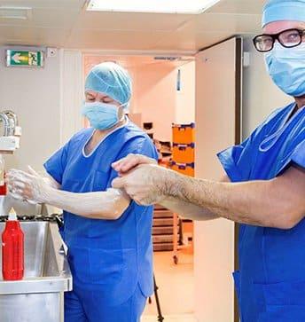 , Comme la Résidence du parc à Marseille, les hôpitaux privés anticipent l'arrivée des malades, Made in Marseille