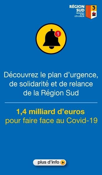 Région sud – Grand Angle – Plan d'urgence