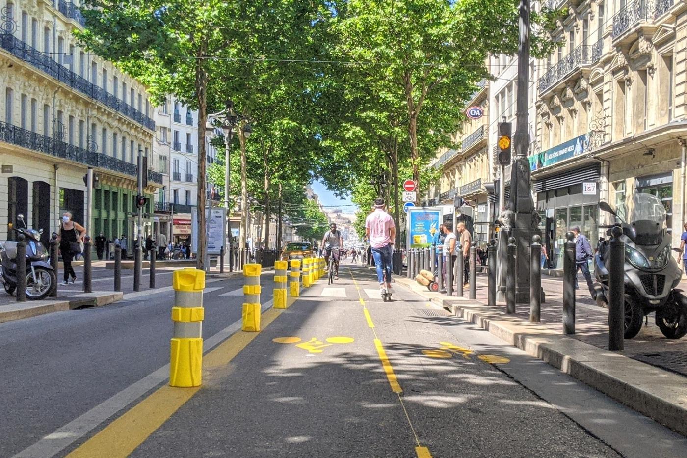 , Le plan vélo d'urgence « va dans le bon sens, malgré un retard à l'allumage », Made in Marseille, Made in Marseille