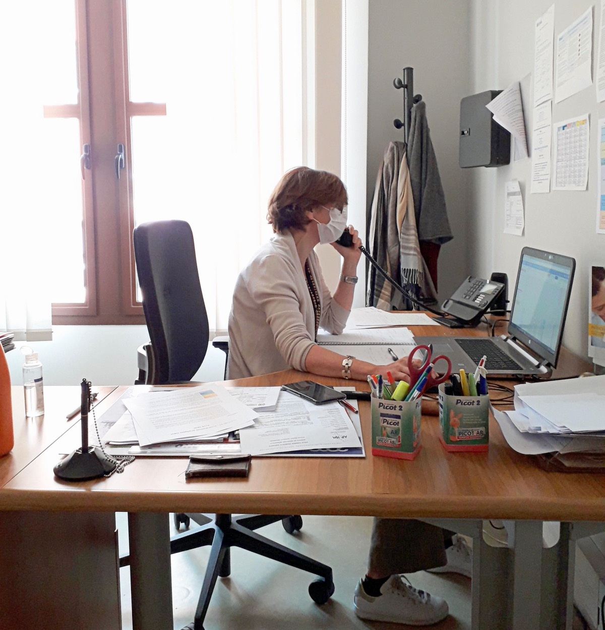 , Témoignage : Florence Theron, médecin PMI, assure la vaccination obligatoire des tout-petits, Made in Marseille, Made in Marseille