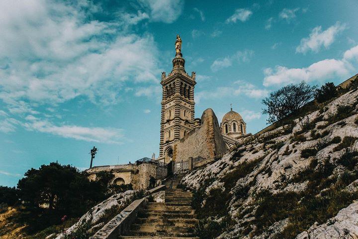 , La basilique et la crypte de Notre-Dame de la Garde rouvrent au public, Made in Marseille, Made in Marseille