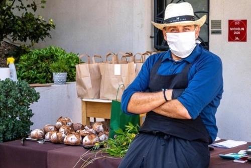 , En Provence, des chefs étoilés proposent leurs menus en service drive et livraison, Made in Marseille