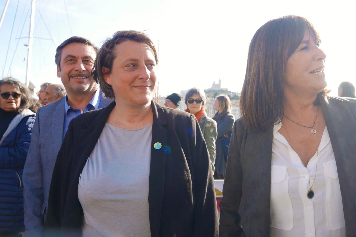 , Olivia Fortin: «Samia Ghali ne peut pas se porter complice de la droite», Made in Marseille