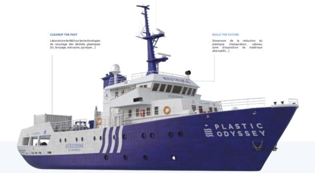 , Plastic Odyssey, le bateau qui nettoie les océans partira de Marseille en 2021, Made in Marseille