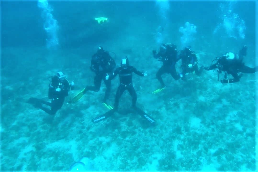 , [Vidéo] Un marathon subaquatique au Frioul !, Made in Marseille