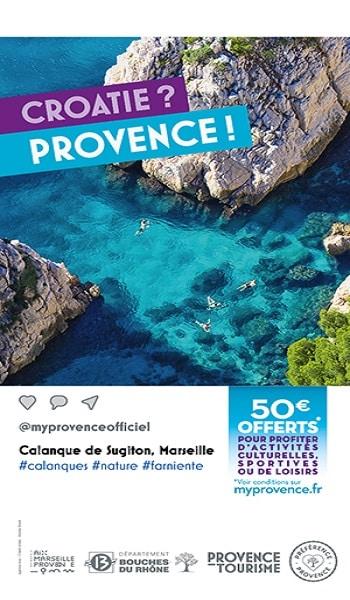 , Les plages de la Pointe Rouge aux Goudes, Made in Marseille, Made in Marseille