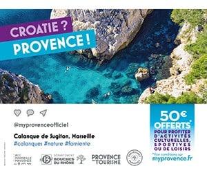 , Des anneaux olympiques pour habiller le centre du rond point du Prado, Made in Marseille, Made in Marseille