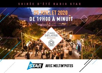 Radio star- Pavé 2 Soirée