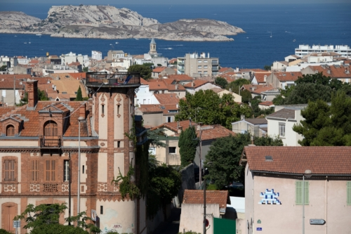 , Street-art : Les Space Invaders envahissent Marseille, Made in Marseille