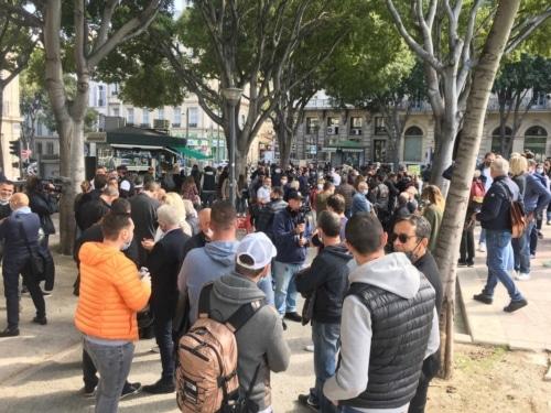 , Mobilisation : l'ultime recours contre l'arrêté de fermeture des bars et restaurants, Made in Marseille