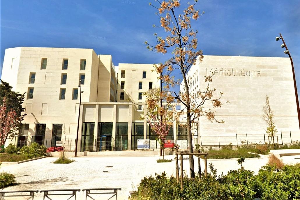 , La nouvelle médiathèque Salim-Hatubou, ouvrira en octobre au Plan d'Aou, Made in Marseille
