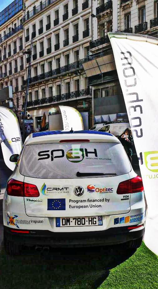Marseille, 50.000 km au départ de Marseille pour le nouveau véhicule intelligent !, Made in Marseille