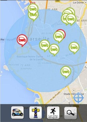 voitures, [Reportage] Des voitures en libre-service 100% électrique à l'assaut de la région, Made in Marseille, Made in Marseille