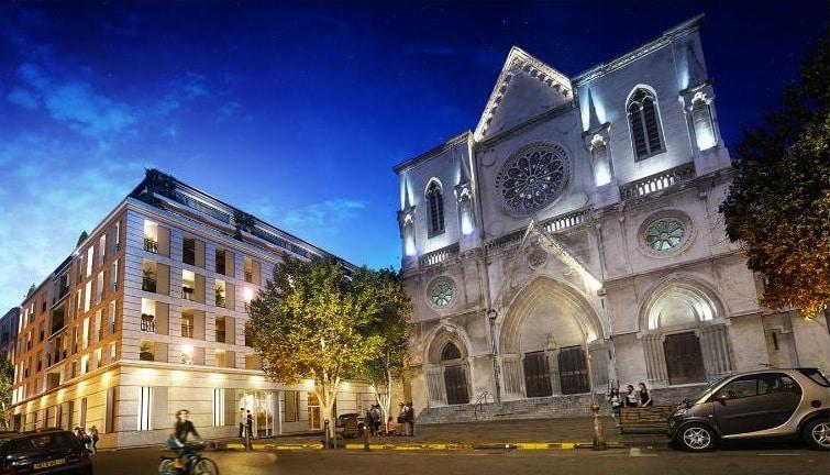 Soir e r compenses architecturales au mucem marseille for 3 fenetres marseillais