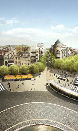 tramway, Le tramway ira vers le Nord en 2020 et le Sud en 2022, Made in Marseille, Made in Marseille