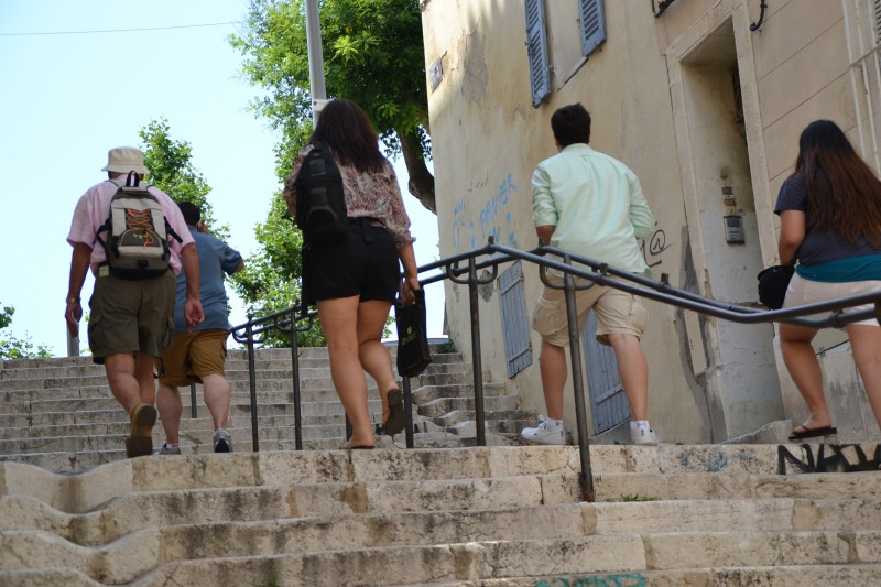 greeters, Les Greeters – Des guides bénévoles pour découvrir les secrets de Marseille, Made in Marseille