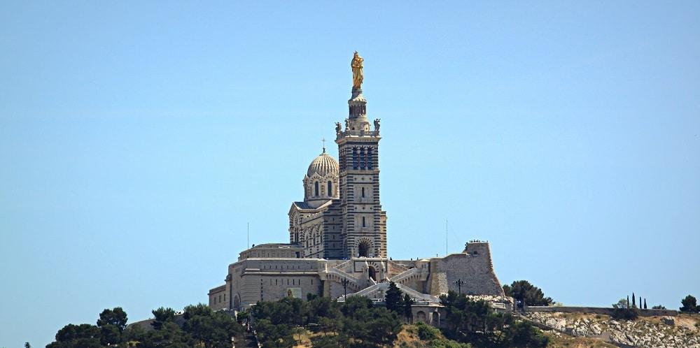 Notre Dame de la Garde, Visiter la basilique Notre-Dame de la Garde, Made in Marseille