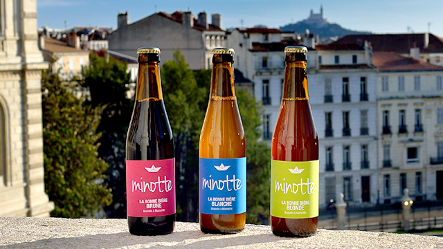 bière, Découvrez une gamme de bières artisanales 100% Marseillaises