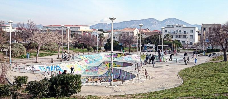 skate, Le temple du skate marseillais dévoile ses atouts, Made in Marseille