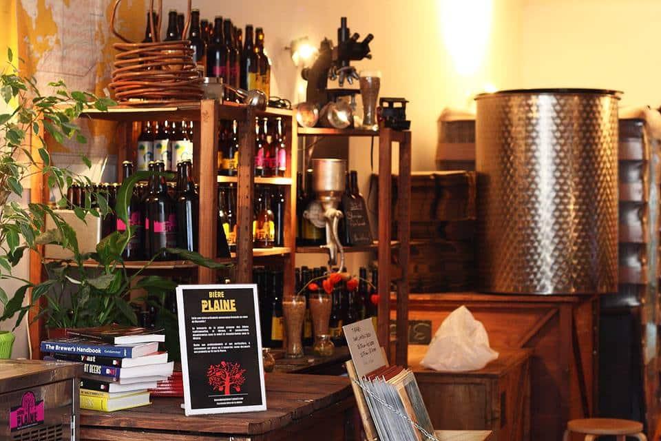 bière de la Plaine, La Bière de la Plaine, 100 % artisanale et made in Marseille, Made in Marseille