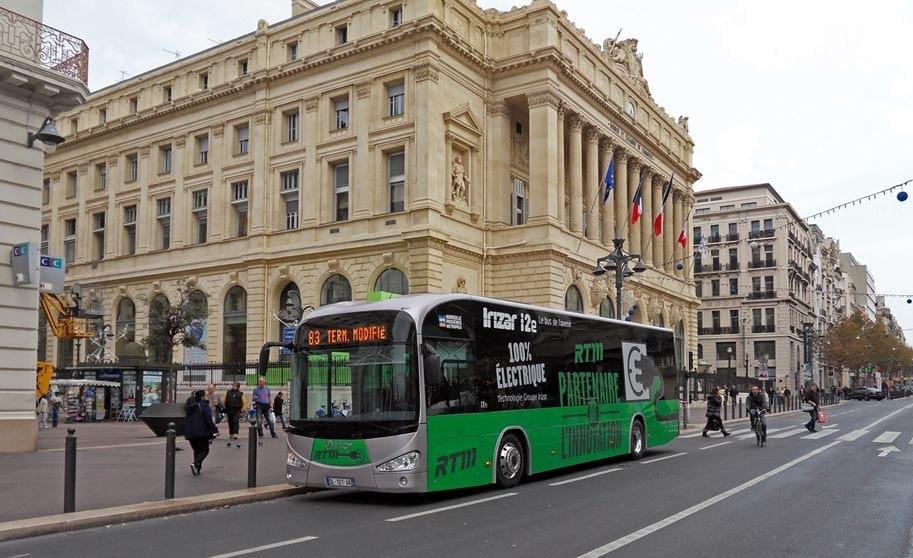 MPM, MPM accélère sur les transports et investit dans les bus électriques, Made in Marseille