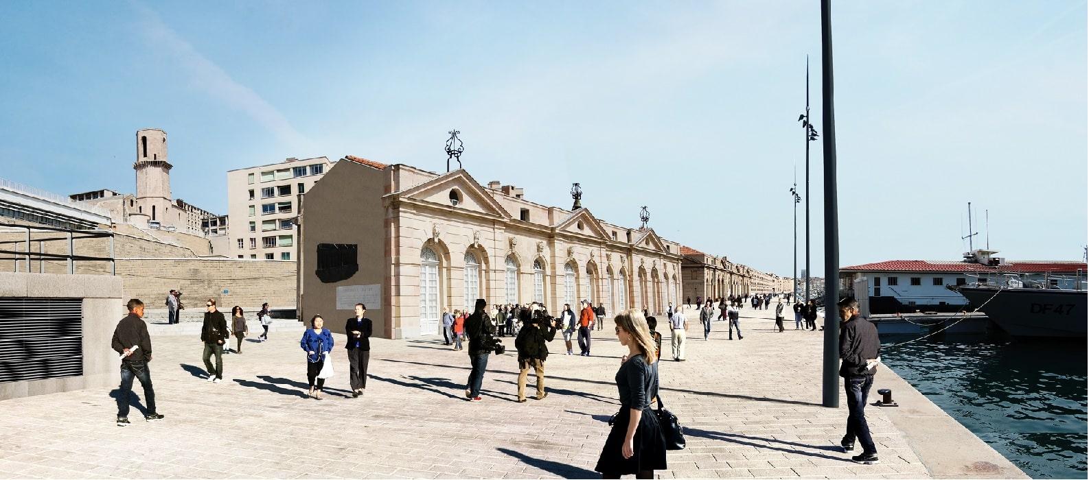 Vieux-Port, Les travaux bientôt de retour sur le Vieux-Port !, Made in Marseille