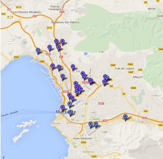 éducation prioritaire, Najat Vallaud-Belkacem dévoile les collèges d'éducation prioritaire, Made in Marseille