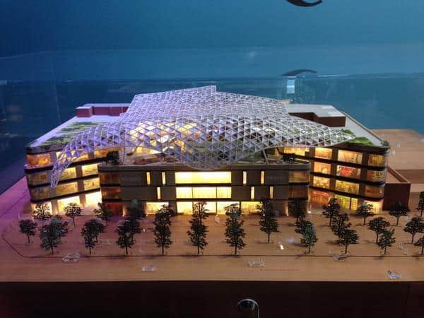 Marseille drague les investisseurs au salon de l 39 immobilier commercial - Salon de la piscine marseille ...