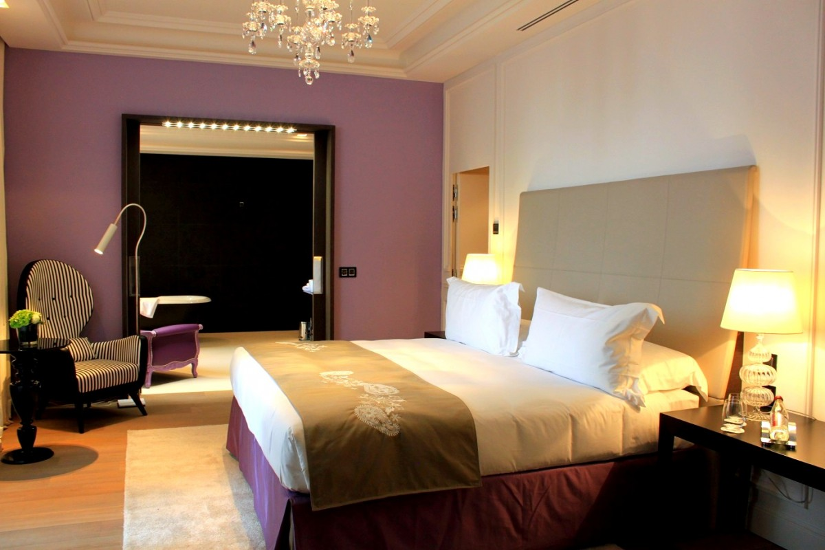visiter l h tel dieu palace intercontinental made in marseille. Black Bedroom Furniture Sets. Home Design Ideas