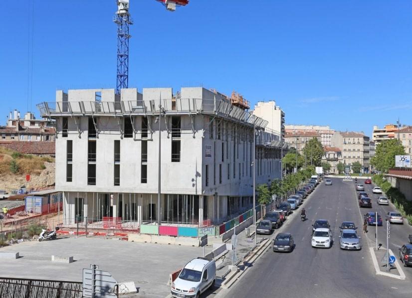 Saint-Charles, [Chantier] L'hôtel japonais qui veut rebooster Saint-Charles, Made in Marseille, Made in Marseille