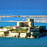 Le Château d'If (îles du Frioul)