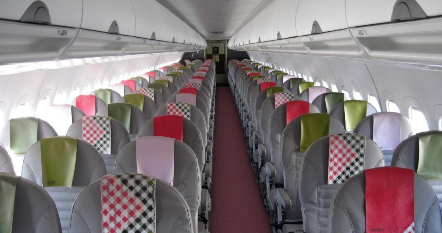 Volotea 5 nouvelles destinations low cost au d part de for Compagnie aerienne americaine vol interieur