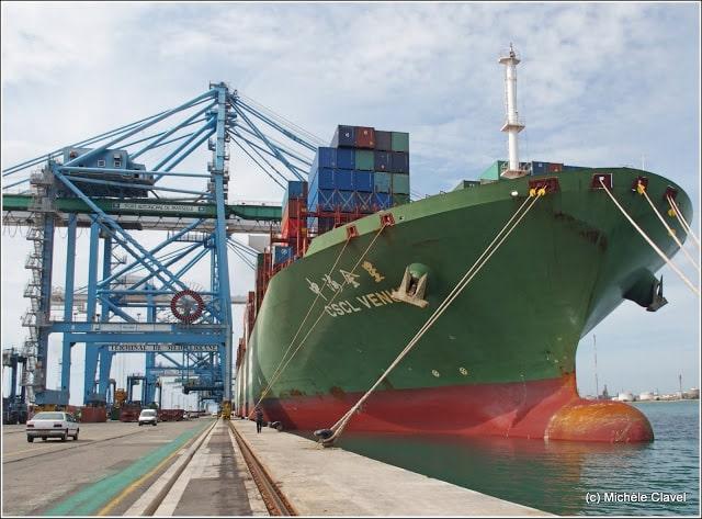 Port, Le Port de Marseille-Fos marque un gros coup avec l'arrivée d'une compagnie chinoise
