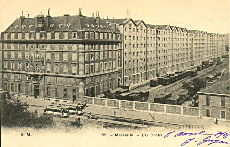 Docks, Plongez dans l'histoire des Docks de la Joliette à Marseille, Made in Marseille, Made in Marseille