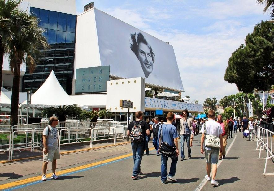 , Marseille sous les projecteurs du festival de Cannes