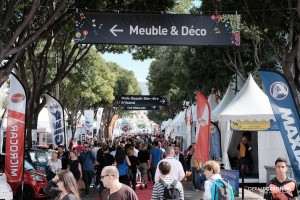 , L'OM partenaire de la Foire internationale de Marseille 2018 à Chanot