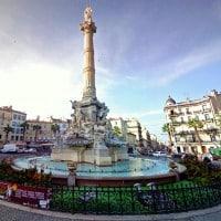 La place Castellane