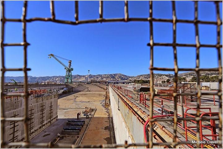 port, Le port de Marseille va réparer les plus grands bateaux du monde, Made in Marseille