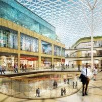 Le projet du centre commercial  du Prado en images