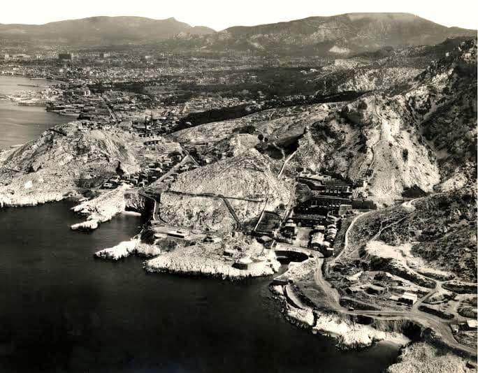 passé, Plongée dans le passé industriel des Calanques – 2/3, Made in Marseille, Made in Marseille