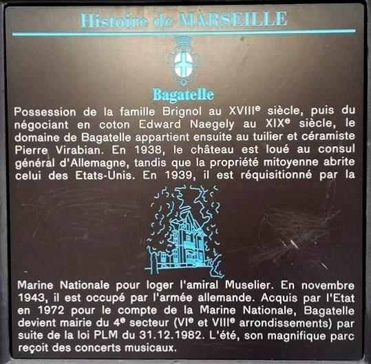 , Visiter la Villa Bagatelle – Mairie du 6/8, Made in Marseille