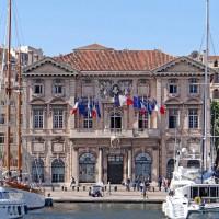 L'Hôtel de Ville de Marseille