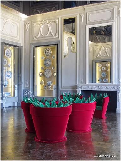 hubert-gall-fauteuil-flower-warhol-design