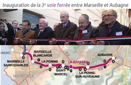 , La ligne SNCF Marseille – Aubagne sur de bons rails ?, Made in Marseille