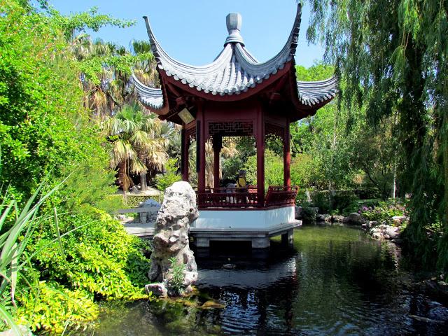 La f te de l automne la japonaise s installe au parc for Jardin anglais marseille
